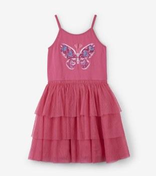 Butterfly Tutu Dress 2T