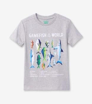 Game Fish Graphic Tee 5
