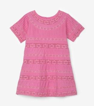 Boho Pink Dress 6
