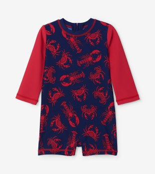 Baby Rash Guard Lobster 18-24m
