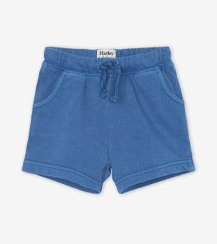 Moroccan Blue Shorts 12-18m