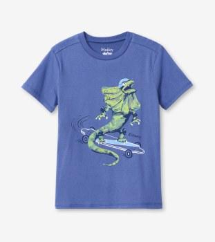 Skateboard Lizard Tee 6