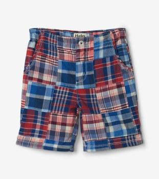 Madras Plaid Shorts 4