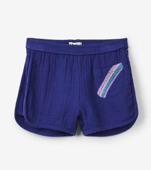 Retro Rainbow Shorts 2T