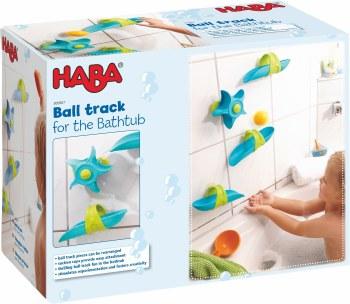 Bathtub Ball Track