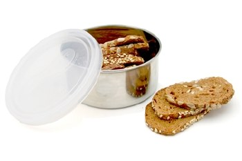 Round Container 9oz Clear
