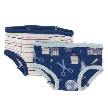 Training Pants Multi Stripe 3T/4T