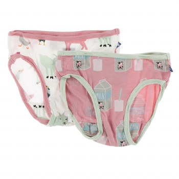 Underwear Farm Animals 2T/3T