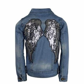 Angel Wings Jacket 4T