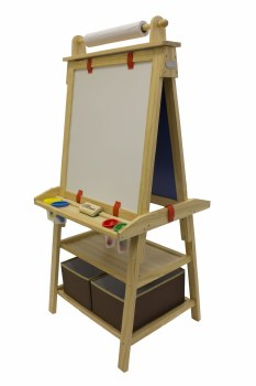 Learn and Play Easel Natural