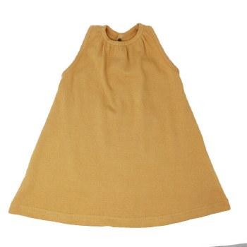 Keyhole Dress Honey 2T
