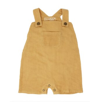 Muslin Overall Apricot 18-24m