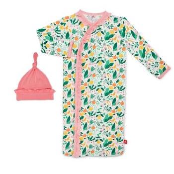 Gown Set Lemon Verbena NB