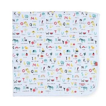 Swaddle Blanket ABC Love