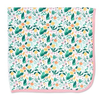 Swaddle Blanket Lemon Verbena