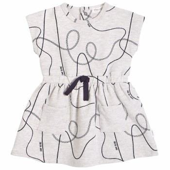 Coaster Dress Grey 6m