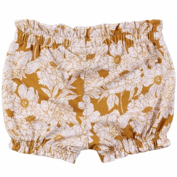 Floral Bloomers Wood 0-6m