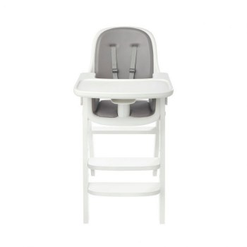 Sprout Highchair Grey/White