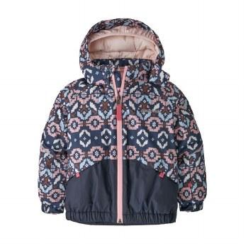 Snow Pile Jacket Tundra Pink 4T