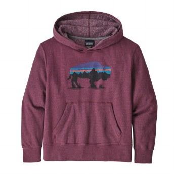 Hoody Sweatshirt Balsamic Medium
