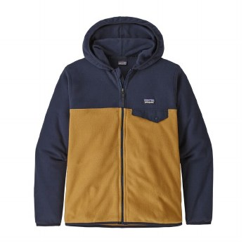 Boys' Micro D Snap-T Gold Small