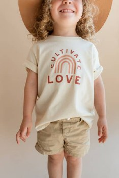 Cultivate Love Tee 2T