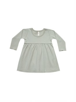 Baby Dress Sage 18-24m