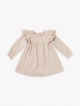 Flutter Dress Rose 18-24m
