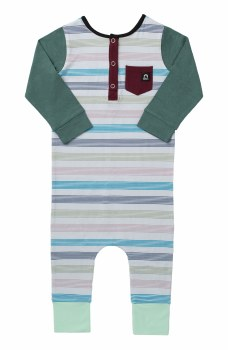 Rag Lunar Rock Stripe 3/4T