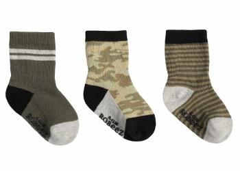 Socks Jude Camo 6-12m