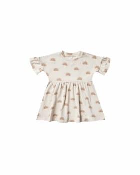 Rainbow Sun Babydoll Dress 6-1
