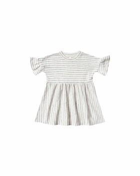 Stripe Babydoll Dress 6-12m
