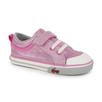 Kristin Pink Glitter 5T
