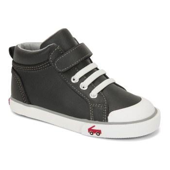 Peyton Black Leather 7
