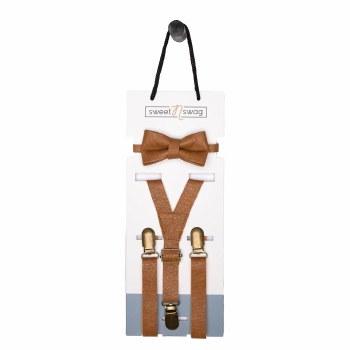 Bow Tie Set Meerkat