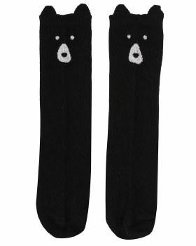 Black Bear Knee Highs 0-6m
