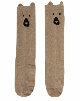 Brown Bear Knee Highs 5-8y