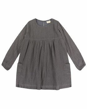 Cheesecloth Dress 4-5y