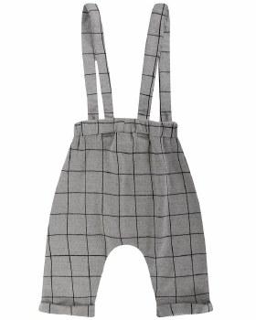 Jaquard Bracer Trouser 6-12m