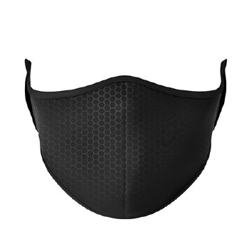 Kids' Face Mask 8+ Carbon