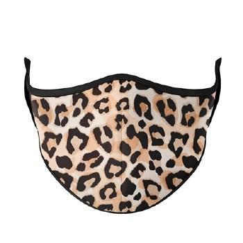 Kids' Face Mask 8+y Leopard