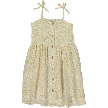 Brooklyn Dress Lemon 5T