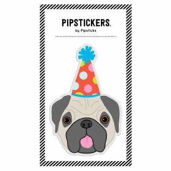 Big Puffy Party Pug
