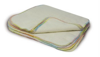 Flannel Wipes 12pk