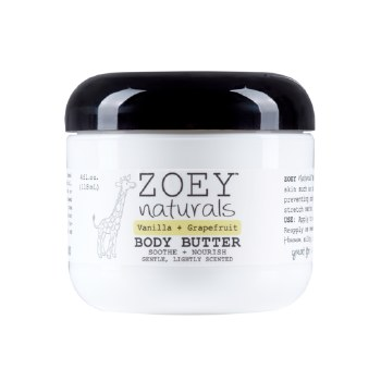 Body Butter Vanilla Grapefruit