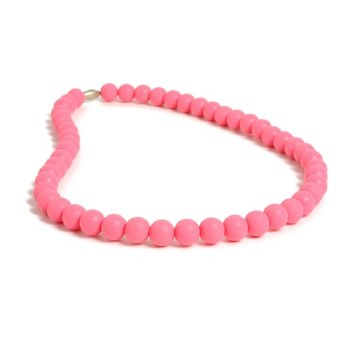 Jane Neccklace Punchy Pink