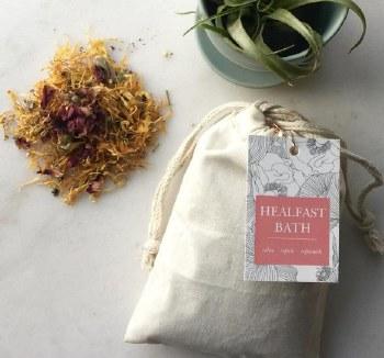HealFast Herbal Bath