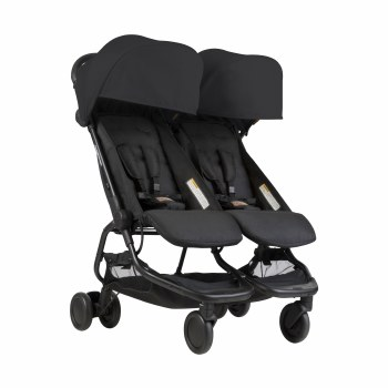 Nano Duo Stroller Black