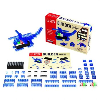 Builder 4-in-1 Kit