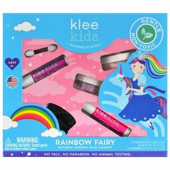 Rainbow Fairy Natural Mineral Makeup Play Kit